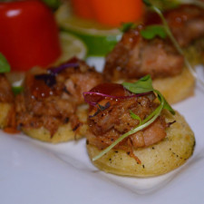 Hors d'Oeuvres | Lavishly Dunn | Cape Cod Catering | Boston Event ...