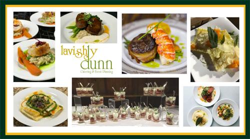 Menus Lavishly Dunn Cape Cod Catering Boston Event Planning
